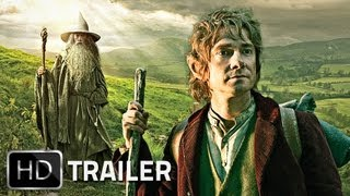 DER HOBBIT Trailer 2 German Deutsch HD 2012