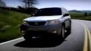 Mazda Tribute Мазда Трибут Реклама