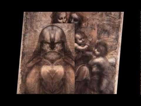 Leonardo da Vinci - The Mirror of the Sacred Scriptures and Paintings ... Da Vinci Paintings Mirrored