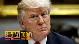 White House Denies Report President Trump Made Crude Remarks About Immigrants | TODAY