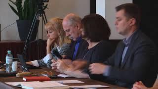 Transmisja wideo z listopadowych obrad Rady Miejskiej Władysławowa. Proponowany porządek posiedzenia d