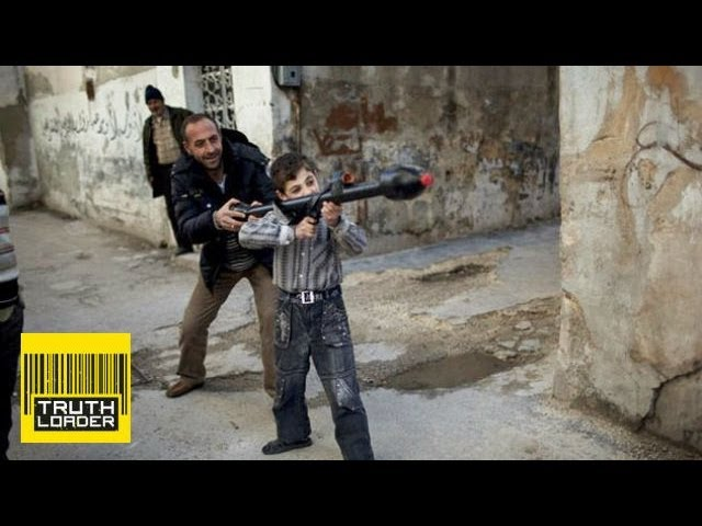 The worst weapons in use in Syria - Robert Perkins with Truthloader LIVE