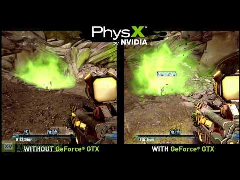 Borderlands 2 — видео про физику
