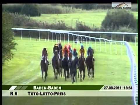 Vidéo de la course PMU TOTO LOTTO PREIS