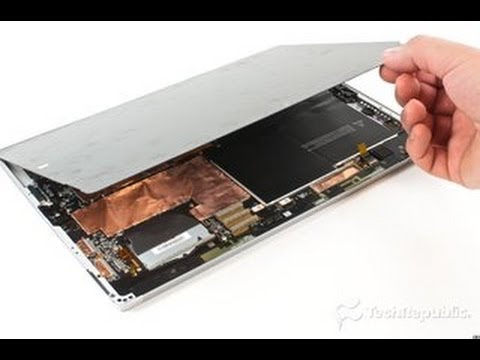 Cracking Open: Microsoft Surface Pro 3