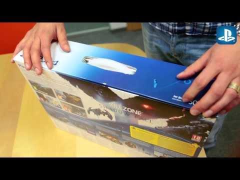Jak wygląda zawartość pudełek z PlayStation 4?