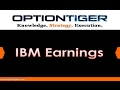 IBM Earnings by Options Trading Expert Hari Swaminathan