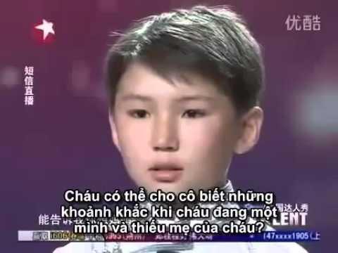 Gặp Mẹ trong mơ - Cậu bé Mông Cổ làm hàng triệu người phải khóc
