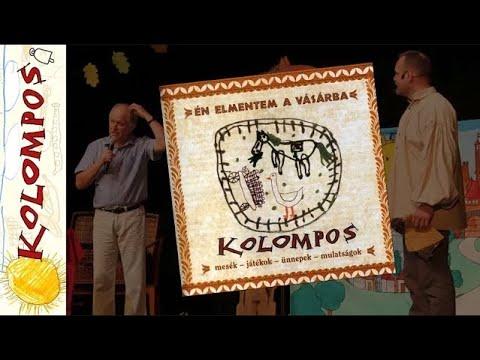 Kolompos együttes: Szülinapi köszöntő