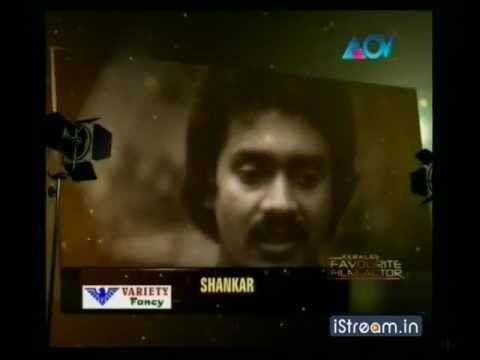 Romantic Hero Shankar | Kerala's Favourite Film Actor