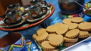 Beso Snack Recipe - የበሶ አሰራር