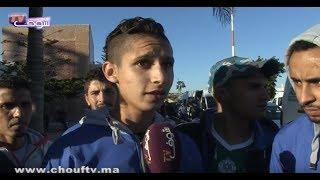 بالفيديو:بعد عودة الفوج الأول:شاب مغربي من البيضاء يحكي المعاناة الي عاشها بليبيا..شدونا المافيا و ضربونا بالسلاح |