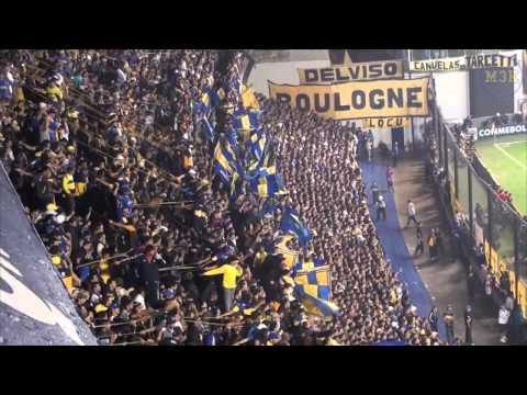 Boca Corinthians Lib13 / Y vamos los Xeneizes
