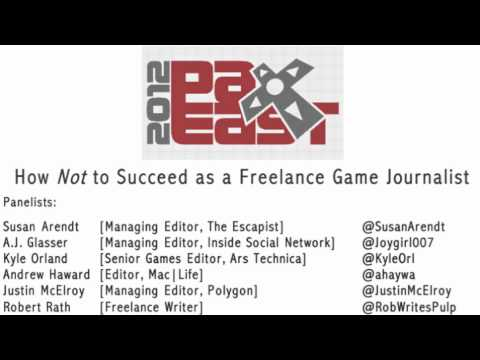 PAX East 2012: How Not to Succeed As a Freelance Game Journalist