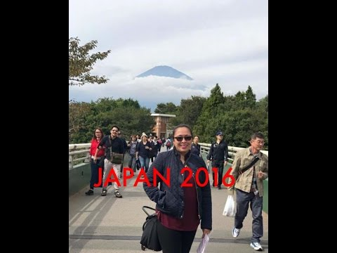 Mom's Japan Trip