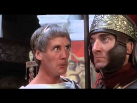 MONTY PYTHON'S THE  LIFE OF BRIAN (  biggus dickus
