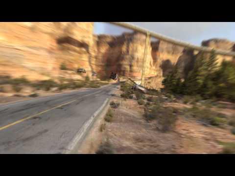 TrackMania² Canyon официальный анонс (дебютный трейлер)