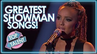 GREATEST SHOWMAN Covers On X Factor, Idols and Got Talent! | Top Talent