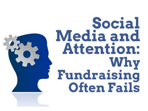 Fundraising with Social Media - Probably the Biggest Reason Why It Doesn't Work