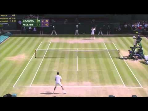 The Best Of - WIMBLEDON 2014 (HD)