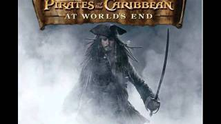 Davy Jones (Music Box Version) Pirates Of The Caribbean