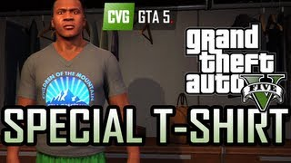 GTA 5 Secrets Special Children Of The Mountain T-Shirt