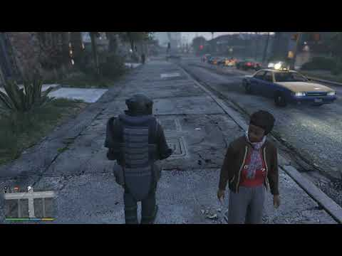 GTA V   Trevor Insults People   Self Defense   Funny Quotes & Fights   Video 2   18+
