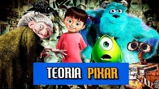 Teoría Pixar Todas Las Películas De Pixar Están Conectadas