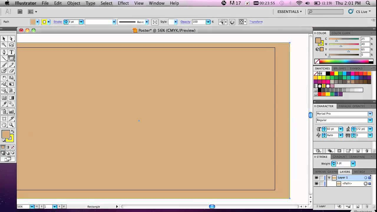 how to add a background image in adobe illustrator