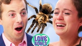 Couples Face Their Fears •Love Goals Ep. 4
