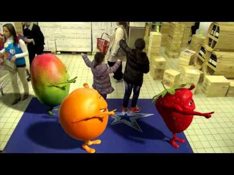 Oasis Fruit Show - Aachab Nawale - Auchan - Le Havre - 26