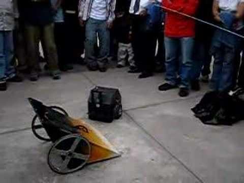 TROONIC 2006 - Pelea callejera de Robots