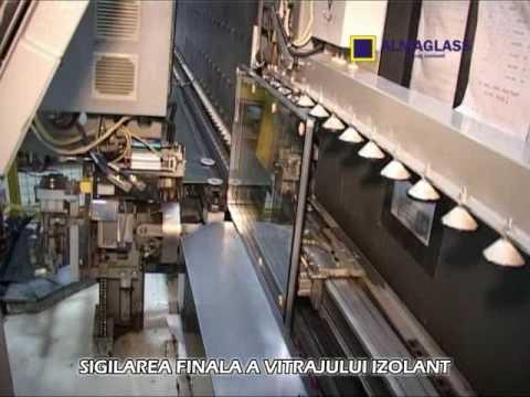 ALMAGLASS - producator vitraz izolant, termopan, tamplarie PVC, aluminiu