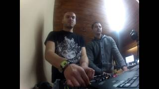 Eram & Tedez @ Darkside 001 (VideoSet Episode)