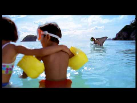 Tourism Malaysia (Visit Malaysia Year 2007) TV Commercial - Beaches