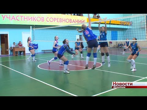 Звезды волейбола НСО собрались в Искитиме