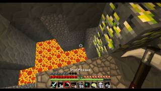 Living With Slenderbrine. Episode 6: Mining And Minecon