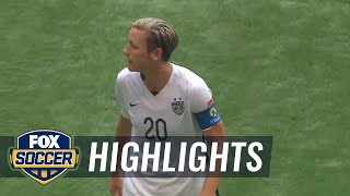 Women's World Cup Final: USA vs. Japan - FIFA Women's World Cup 2015 Highlights - Duration: 2:42.