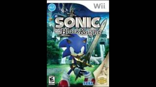 "Sonic & The Black Knight ""Fight The Knight Vs. King"
