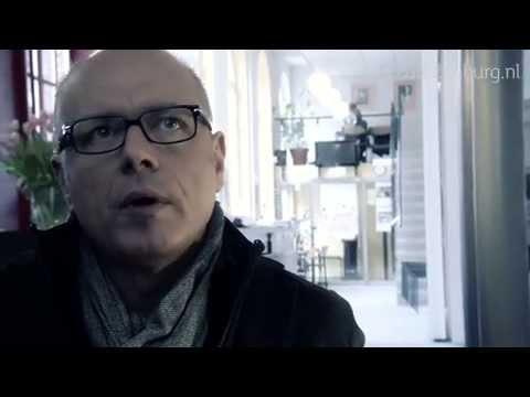 museumdirecteur Peter Fransman