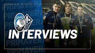 #SupercoppaPrimaveraTIM | Atalanta-Fiorentina | Interviste ai protagonisti