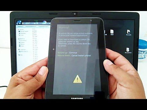 Stock Rom Firmware Samsung Galaxy Tab 2 P3100, P3110, P5100, P5110, Como instalar, Atualizar