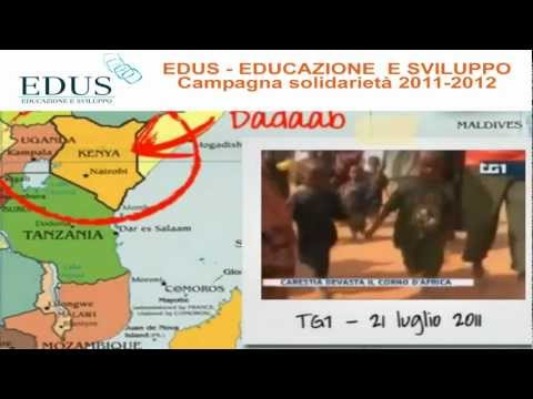 EDUS: CAMPAGNA DI SOLIDARIET&Agrave; CON AVSI 2011-2012