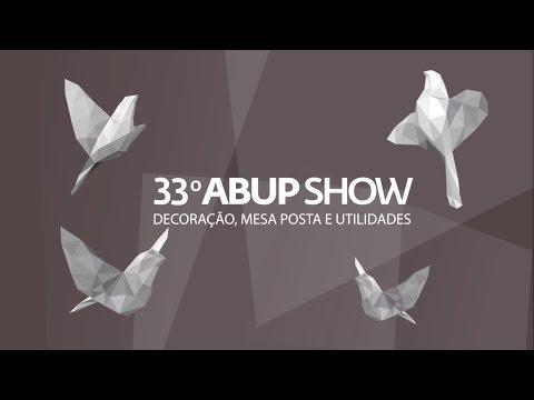 33º ABUP SHOW | Agosto/2016
