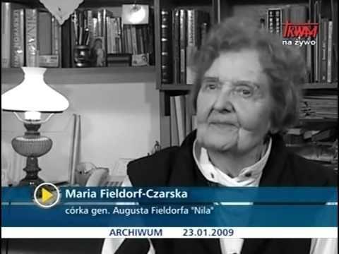 Śp. Maria Fieldorf-Czarska