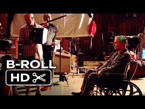 Transcendence Best of B-ROLL (2014) - Johnny Depp, Morgan Freeman Sci-Fi Movie HD