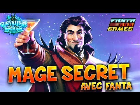 LE MAGE SECRET - Hearthstone Chill avec Fanta