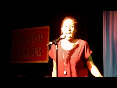 Gabby McClinton - Down With Love at CMU 2011 Showcase Cabaret
