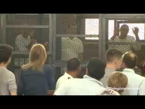 Al Jazeera trial: Journalists refused bail on Press Freedom Day
