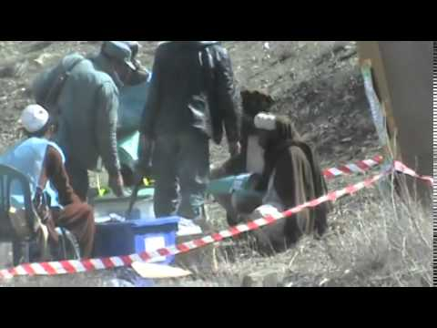Afghan elections 2014 Fraud in pashton areas for ashraf ghani